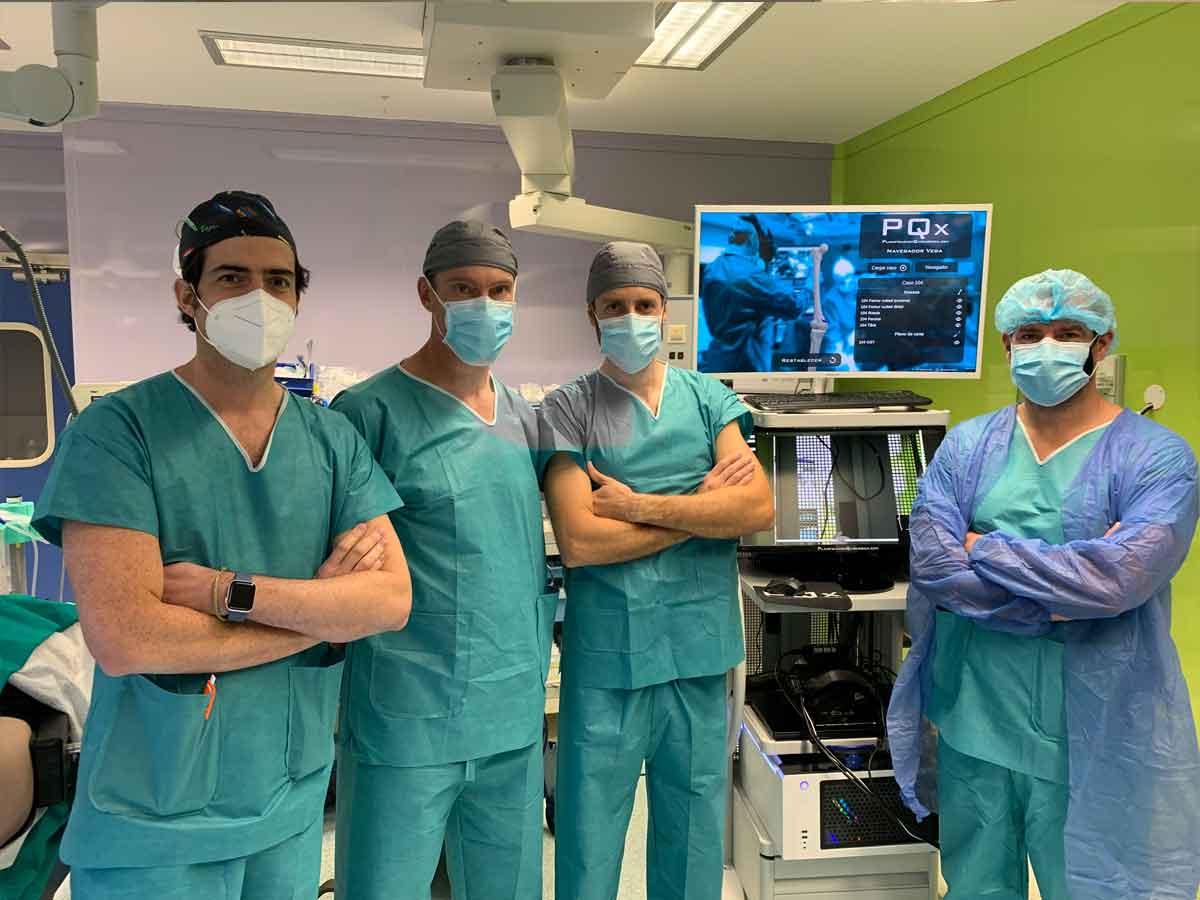 PQx VarVal equipo médico
